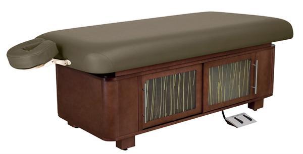 oakworks celesta flat top electric massage table. Black Bedroom Furniture Sets. Home Design Ideas