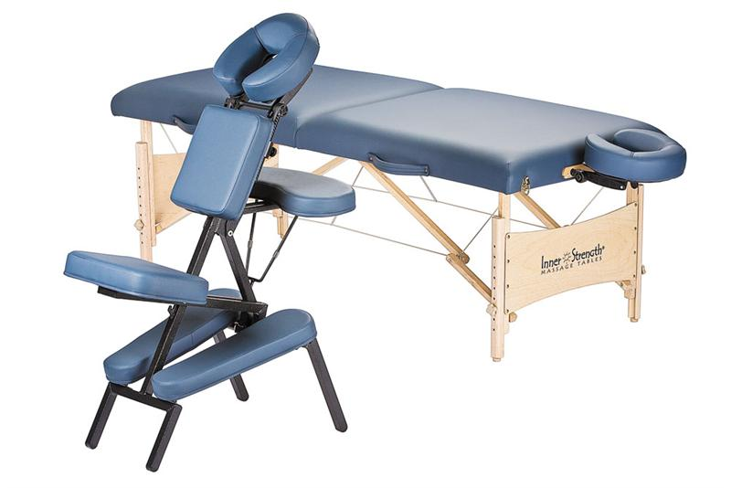 Innerstrength massage table and massage chair package - How much is a massage table ...