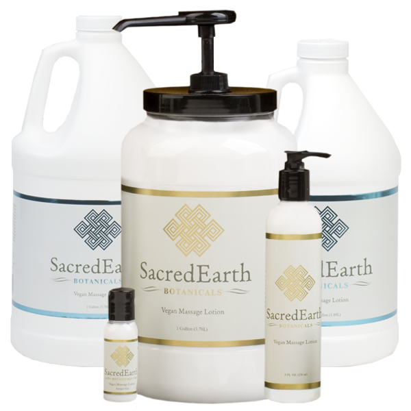 Earth Gear Massage Table http://www.gotyourback.com/sacred-earth-vegan-massge-lotion.aspx