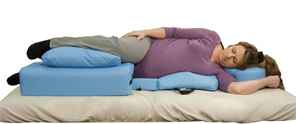 Side Lying Positioning System